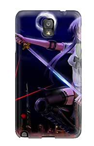 Premium Galaxy Note 3 Case - Protective Skin - High Quality For Highschool Of The Dead 6032639K43690096