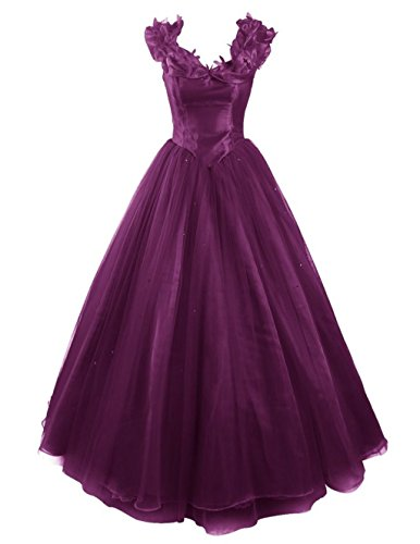 Mariée Cendrillon Robes De Bal Raisin Robe De Quinceanera Robe De Bal Des Femmes De Annie