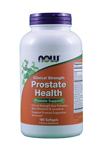 Clinical Strength Prostate Health Soft gel
