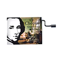 "Fridolin 58447 ""Chopin Grande Valse Brillante Music Box"