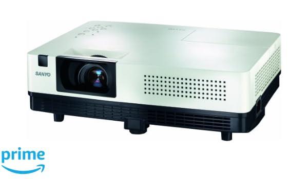 Sanyo PLC-XK2200 - Proyector, 2200 Lúmenes del ANSI, LCD, XGA ...