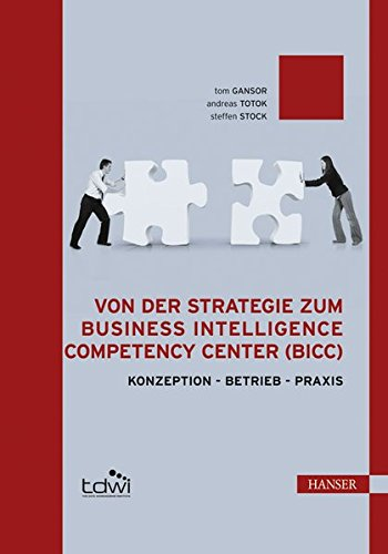 Von der Strategie zum Business Intelligence Competency Center (BICC): Konzeption - Betrieb - Praxis