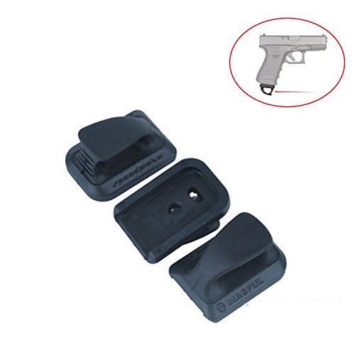 Element Airsoft PA0208 Nylon Plastic SPEEDPLATE For TM G17 (Two colors) (Black)