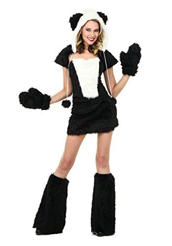 Panda Sexy Costumes (Sexy Panda Costume Large)