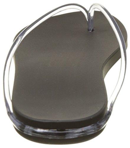 Ipanema Philippe Starck Thing M Ii Fem - Sandalias de dedo Mujer Negro (Black/Clear)