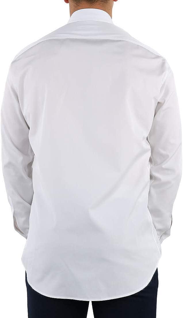 DSQUARED2 Camisa Relax Dan Pechera Rayas Modelo ...