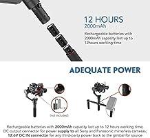 MOZA AirCross Estabilizador de cardán de 3 Ejes Ultraligero para ...