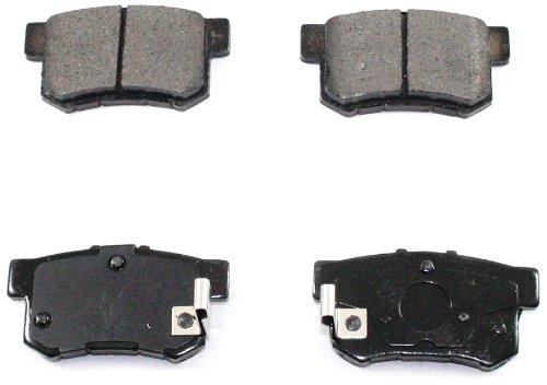 Acura Integra Rear Brake Pads - 8