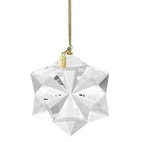 Lenox Crystal Ornaments 2017 Optic Star - Lenox Crystal