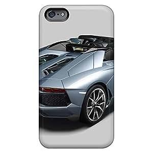 iphone 4 /4s forever mobile phone carrying skins fashion Brand lamborghini aventador lp700 4 roadster