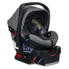 The B Safe Ultra Infant Car Seat is designed for safety, comfort and mobility. Safe Center LATCH makes it simple to secure the infant car seat base, while the rideshare ready European Belt Guide ensures safe installation without the base as n...
