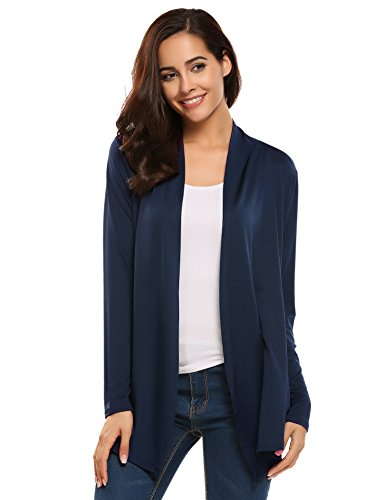 HOTOUCH Womens Casual Sleeve Cardigan product image