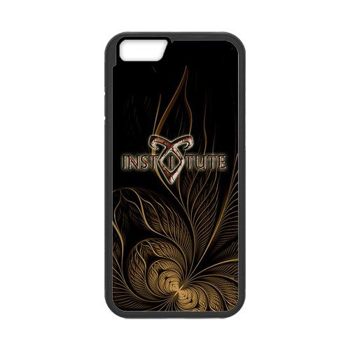 "Fayruz - iPhone 6 Rubber Cases, The Mortal Instruments Hard Phone Cover for iPhone 6 4.7"" F-i5G124"