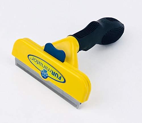 Short Hair deShedding Brush for Large Dogs Edge Blade FURminator Grooming Tool Comb