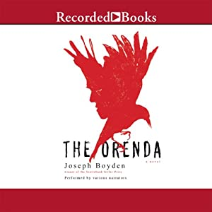 The Orenda Audiobook