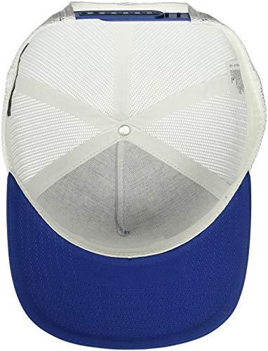 ad06b85bb9e Brixton Men s Palmer Medium Profile Adjustable Mesh Hat