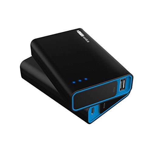 Portronics Charge M Plus 10000 mah Power Bank Black