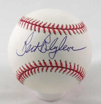Bert Blyleven Minnesota Twins Hand Signed / Autographed MLB Baseball COA