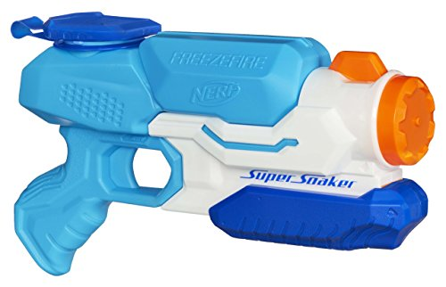 Hasbro A4838E24 - Super Soaker Freeze Fire