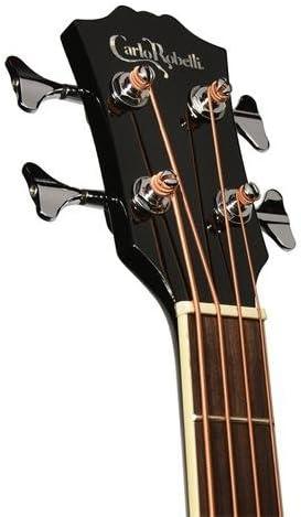 Carlo Robelli CRFB700EQ Acoustic Electric Bass Guitar 31h9TBo2B08L