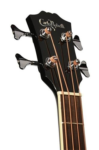 Carlo Robelli CRFB700EQ Acoustic Electric Bass Guitar by Carlo Robelli (Image #4)