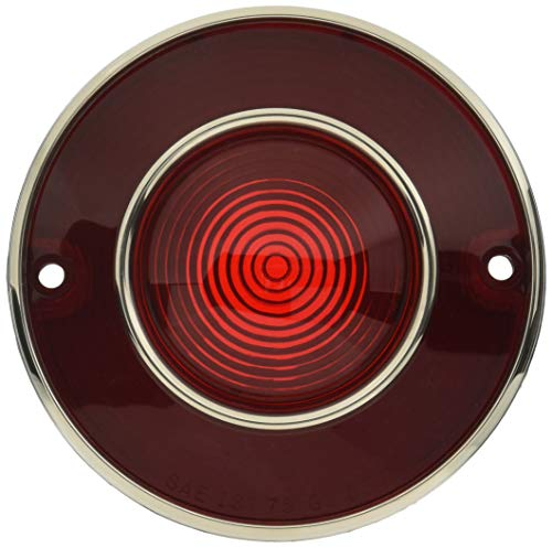 Trim Parts A5820 1975-1979 Corvette Tail Light Lens Assembly