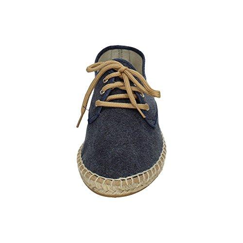 Zapatillas Mujer Made Zapatilla 18451 Marino Campesina In c Spain 0vqYpA0