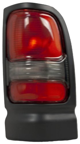 OE Replacement Dodge Pickup Passenger Side Taillight Assembly (Partslink Number CH2801122)