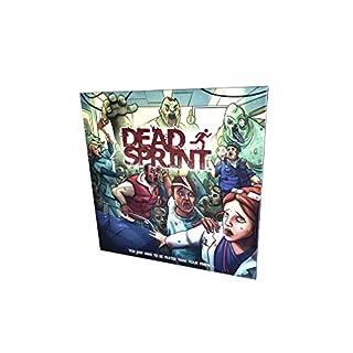 Dead Sprint - Board Game