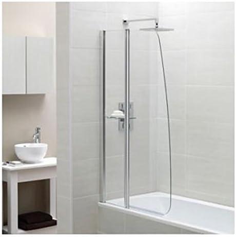 De abril de identiti Sail fija Panel mampara de baño: Amazon.es: Hogar