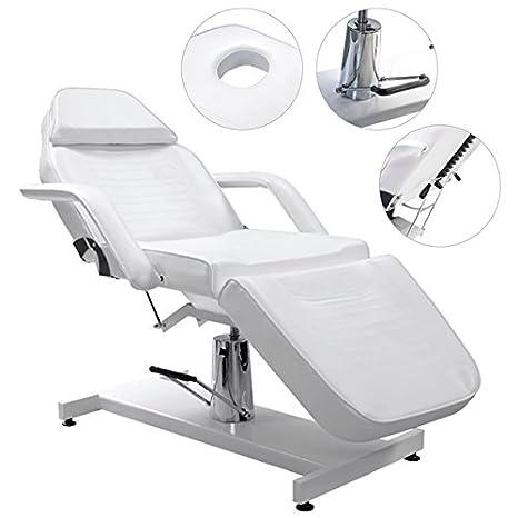 Poltrona Lettino Per Estetica Massaggi Professionali Amazon It
