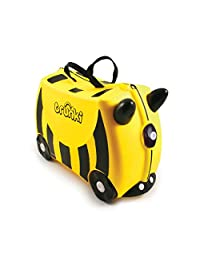 Trunki: The Original Ride-On Suitcase NEW, Bernard (Yellow)