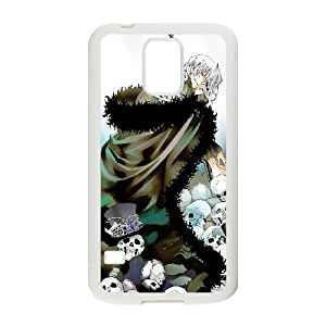 Samsung Galaxy S5 Phone Case Cover White Pandora Hearts6 EUA15966972 Military Phone Cases