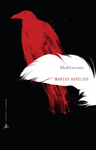 Meditations: A New Translation (Modern Library) cover