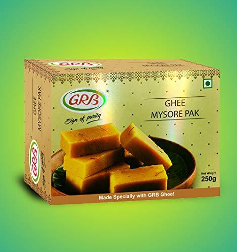 Pak Sweet - GRB Ghee Mysore Pak