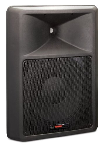 Nady PCS-12X P-CAB Series Full-range, Two-Way Powered Speaker with 12-Inch Woofer