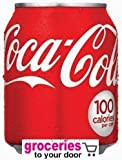 Coca-Cola Soda, 8 oz Can (Pack of 24)