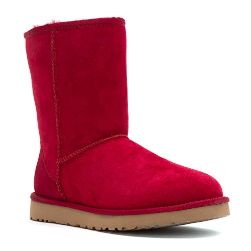 UGG Women's Classic Short - 41zY9WYqHiL. SS500 - Getting Down Under Ankle and Bootie