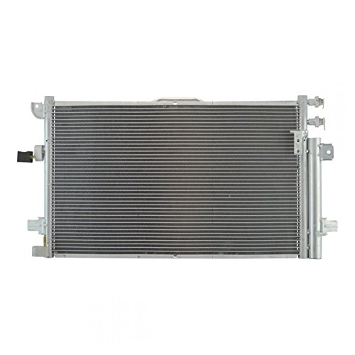 Condenser A/c Chrysler (AC Condenser A/C Air Conditioning with Receiver Drier for Chrysler Pacifica SUV)