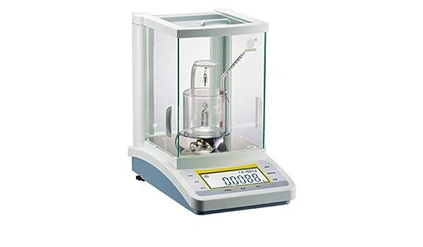 Hanchen - Báscula de laboratorio (análisis de densidad sólida), 100g/0,1mg: Amazon.es: Industria, empresas y ciencia