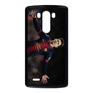 Lionel Messi LG G3 Cell Phone Case Black J9904220