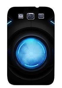 Exultantor Brand New Defender Case For Galaxy S3 (blue Orb) / Christmas's Gift