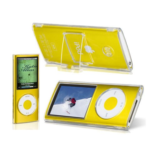 Digital Lifestyle Outfitters VideoShell for iPod nano 4G (Case Nano 4g Crystal)