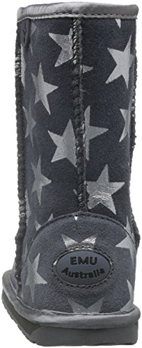 Starry M Hotp Youth 12 Toddler Toddler EMU Night Girls' boots Char 1zwXfq5