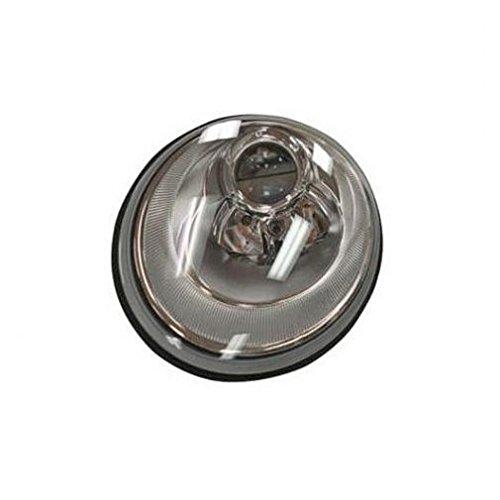 (Headlight Headlamp Driver Side Left LH for 06-10 VW Volkswagen Beetle)