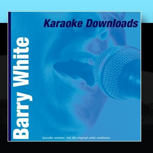 Karaoke - Ameritz - Karaoke Downloads - Barry White by Karaoke