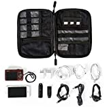 BAGSMART Electronic Organizer Travel Slim and