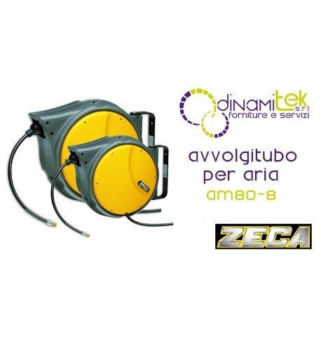 AM80/8Schlauchaufroller Serie America für Luft wiederaufladbar Rohr MT 10–Durchmesser INT Rohr 8mm