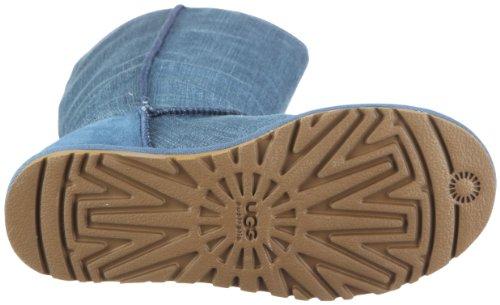 UGG LoPro Button 3158 Damen Stiefel Blau/Blue Denim