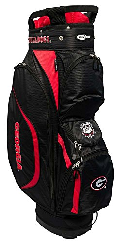 NCAA Georgia Bulldogs Clubhouse Golf Cart Bag by Team Golf